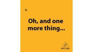 Behringer Wasp teaser