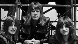 Emerson, Lake & Palmer in 1973