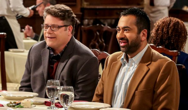 sean astin and kal penn guest-starring on the big bang theory
