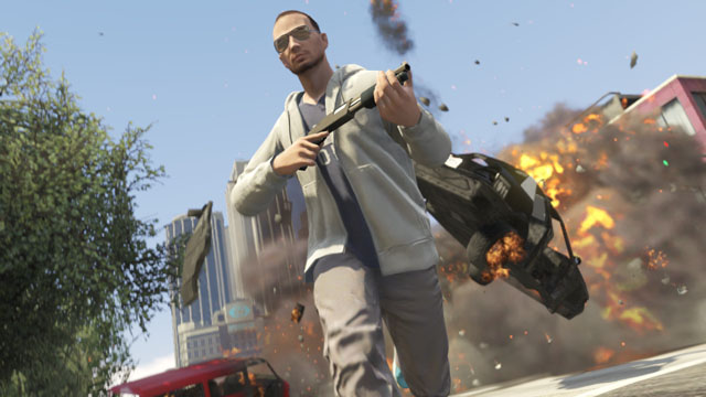 GTA 5 Online Multiplayer Launches Today #29115