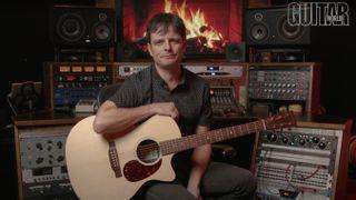 Paul Riario demos the new Martin GPC-X2E Rosewood