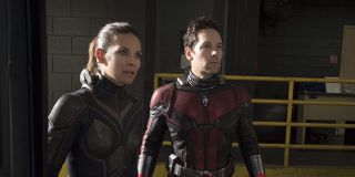 Ant-Man and The Wasp together