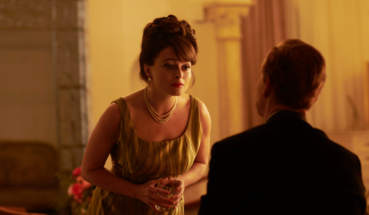 The Crown Princess Margaret Helena Bonham-Carter Netflix