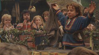 Warwick Davis in the original Willow, released in 1988.