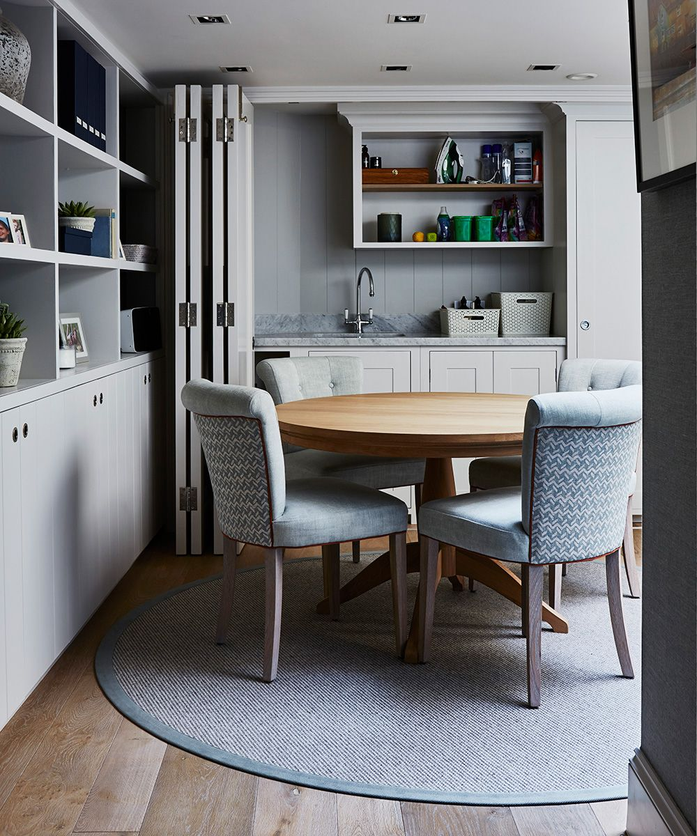 15 Small Dining Room Ideas Stylish Ways To Boost A Compact Diner Homes Gardens