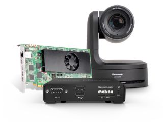 Matrox Graphics and Panasonic at InfoComm