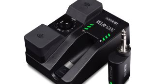 Line 6 Introduces New Relay G10S Digital Guitar Wireless System