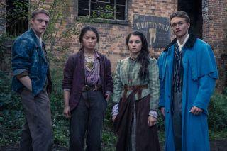 Netflix original series 'The Irregulars'