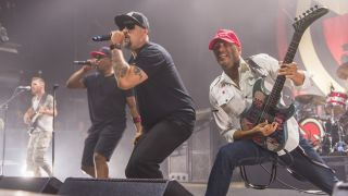 Prophets Of Rage in Cleveland, Ohio