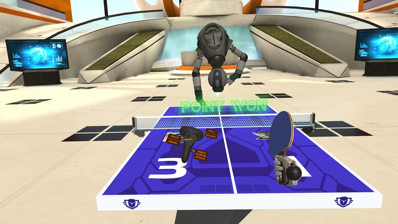 Best Oculus Quest games 2021: racket fury