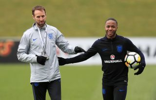 England Training Session and Media Day – St George's Park