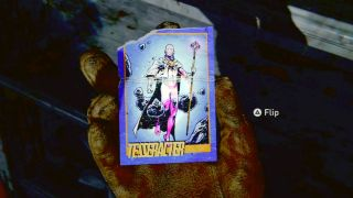 The Last of Us 2 Trading Cards