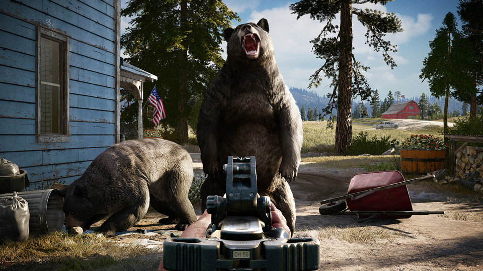 Far Cry 5's system requirements have been revealed   PC Gamer