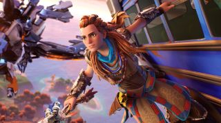 Aloy in Fortnite