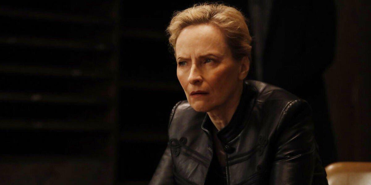 The Blacklist Katarina Rostova Laila Robins NBC
