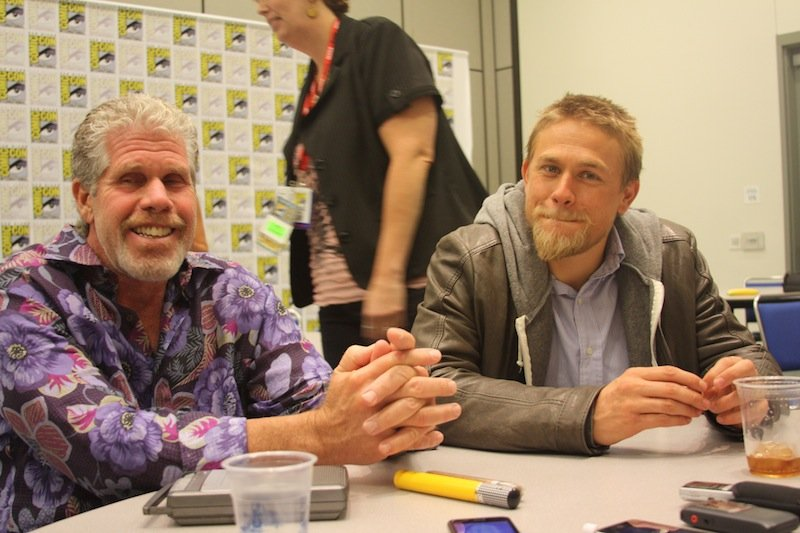 Comic-Con 2011: Sons Of Anarchy Panel, Interviews And Photos #18388