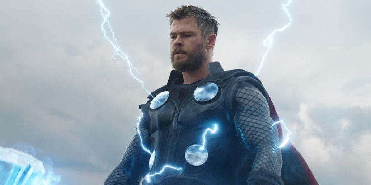 Chris Hemsworth as Thor in Avengers: Endgame (2019)