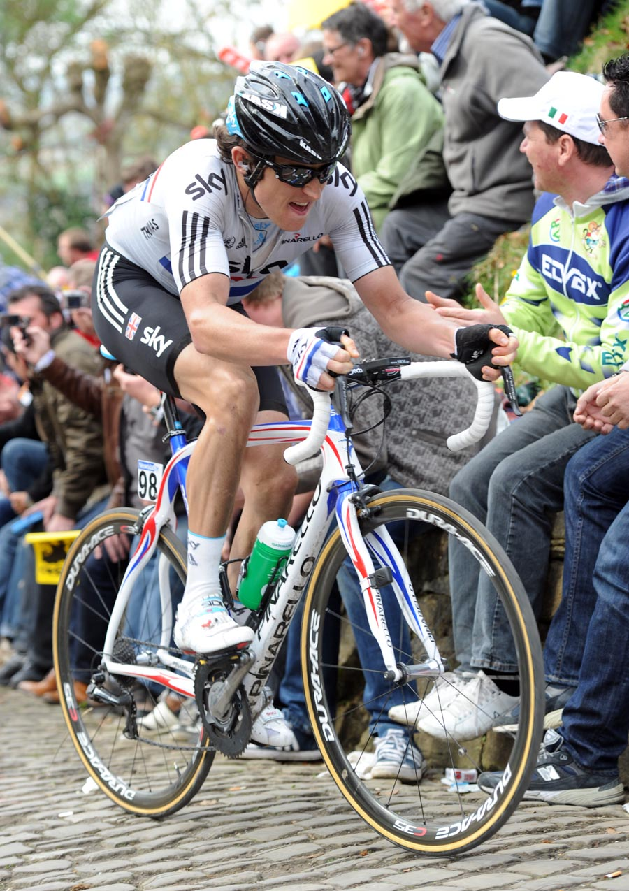 Geraint Thomas, 10th, Tour of Flanders 2011