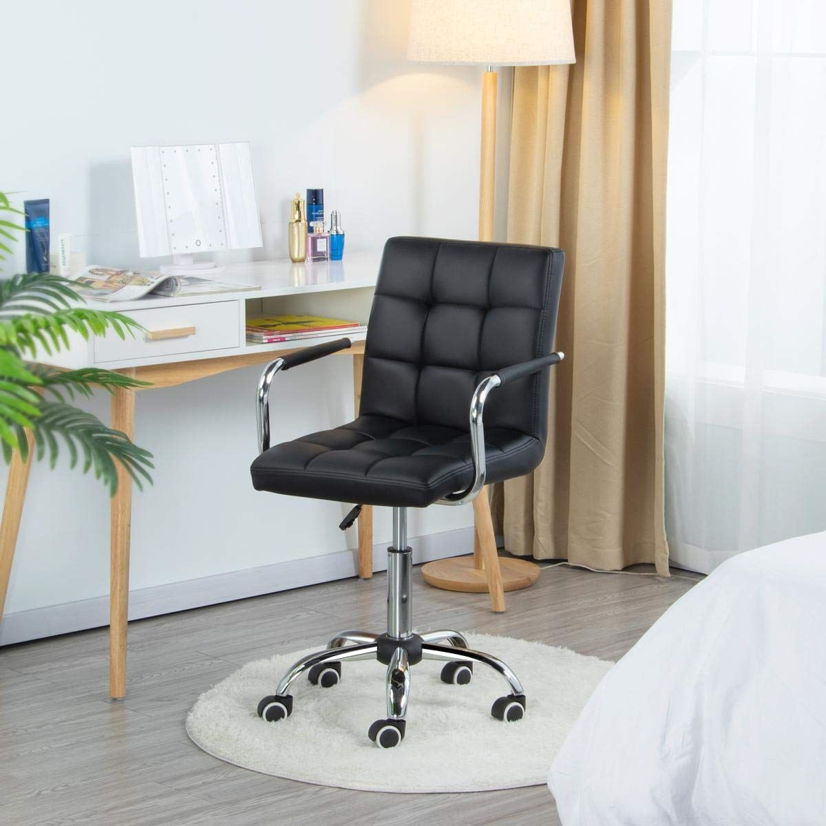 Image of: Best Amazon Office Chairs 7 Comfy Desk Chairs Real Homes