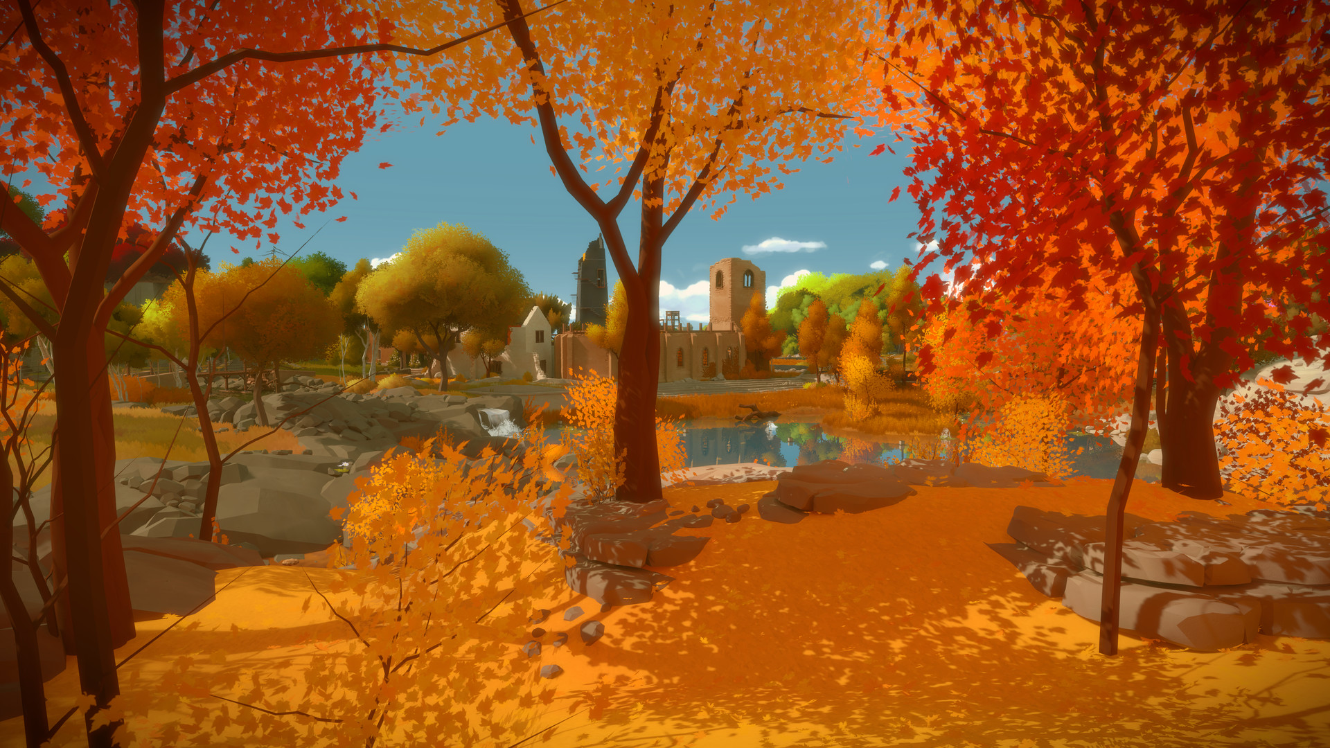 The Witness is free on the Epic Games Store | PC Gamer