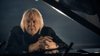 A picture of Rick Wakeman
