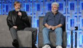 See Harrison Ford, Mark Hamill And George Lucas In Our Exclusive Star Wars Celebration Gallery