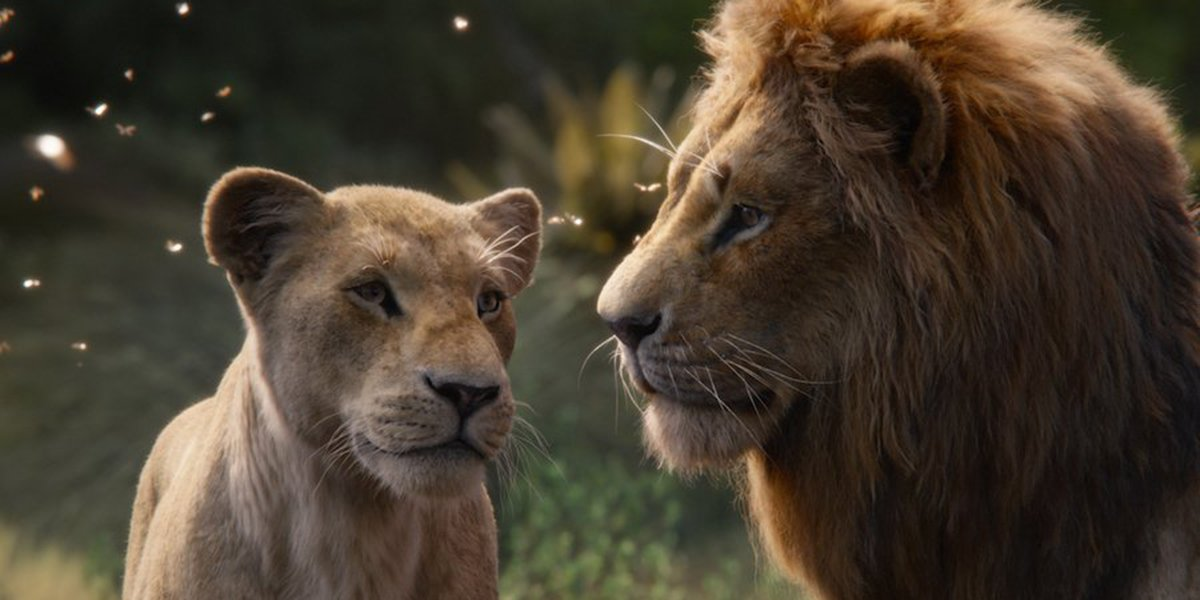 Someone Edited The Lion King To Look More Like The Cartoon