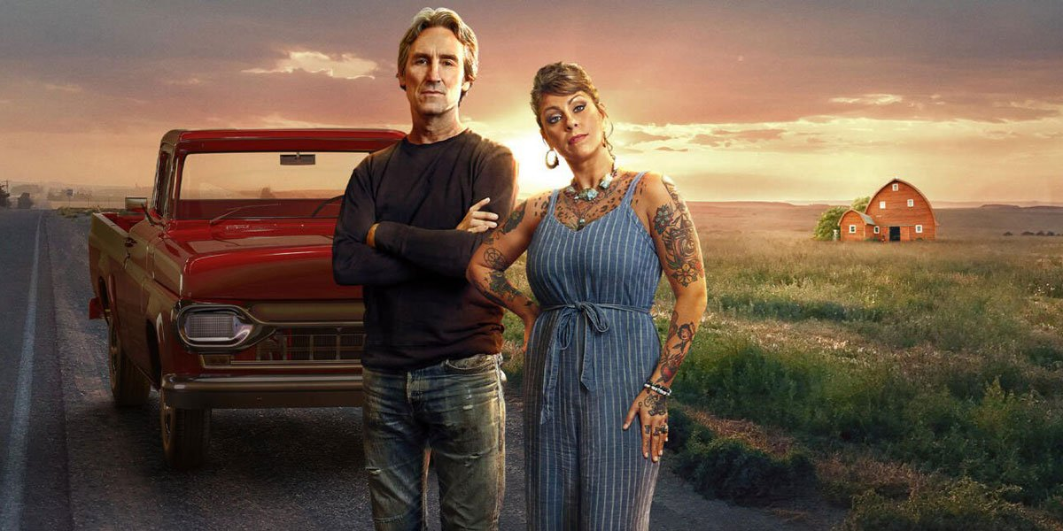 American Pickers Star Danielle Colby Breaks Her Silence On Frank Fritz's Exit From Show