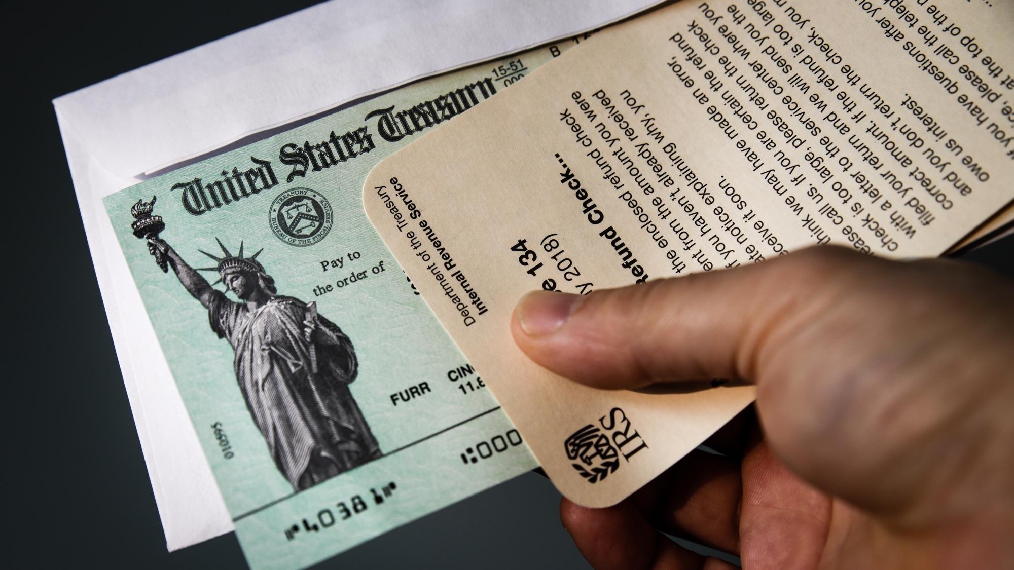 Stimulus Check 2021 Government Website - LUSTIMU