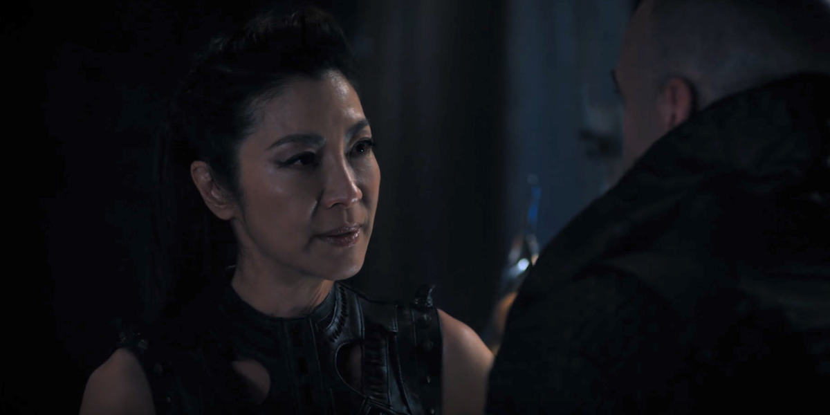 michelle yeoh Philippa Georgiou star trek discovery season 1 finale cbs all access