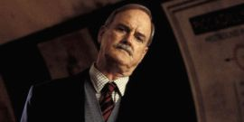 John Cleese Teases New Clues About His Rumored DC Movie Role