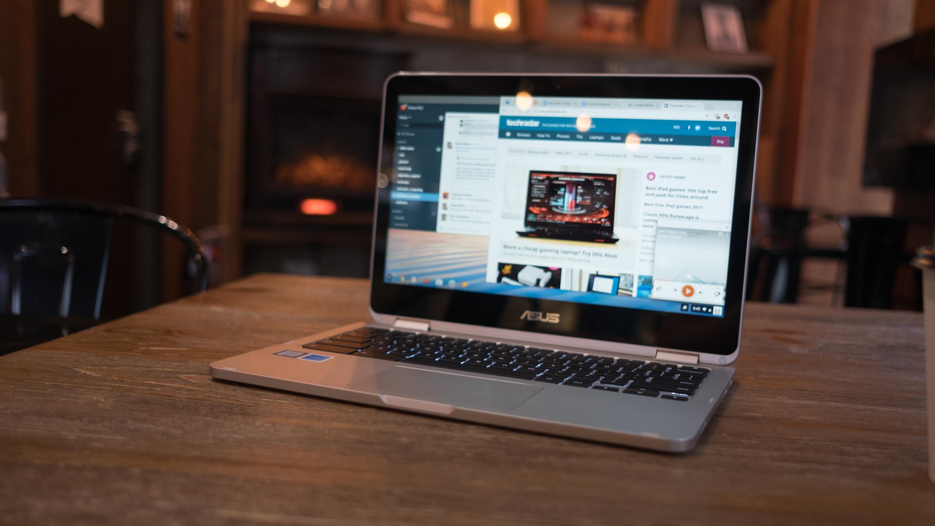 Asus Chromebook Flip C302: mastering the Chromebook review