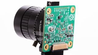 Raspberry Pi launches 12.3MP camera module for just $50
