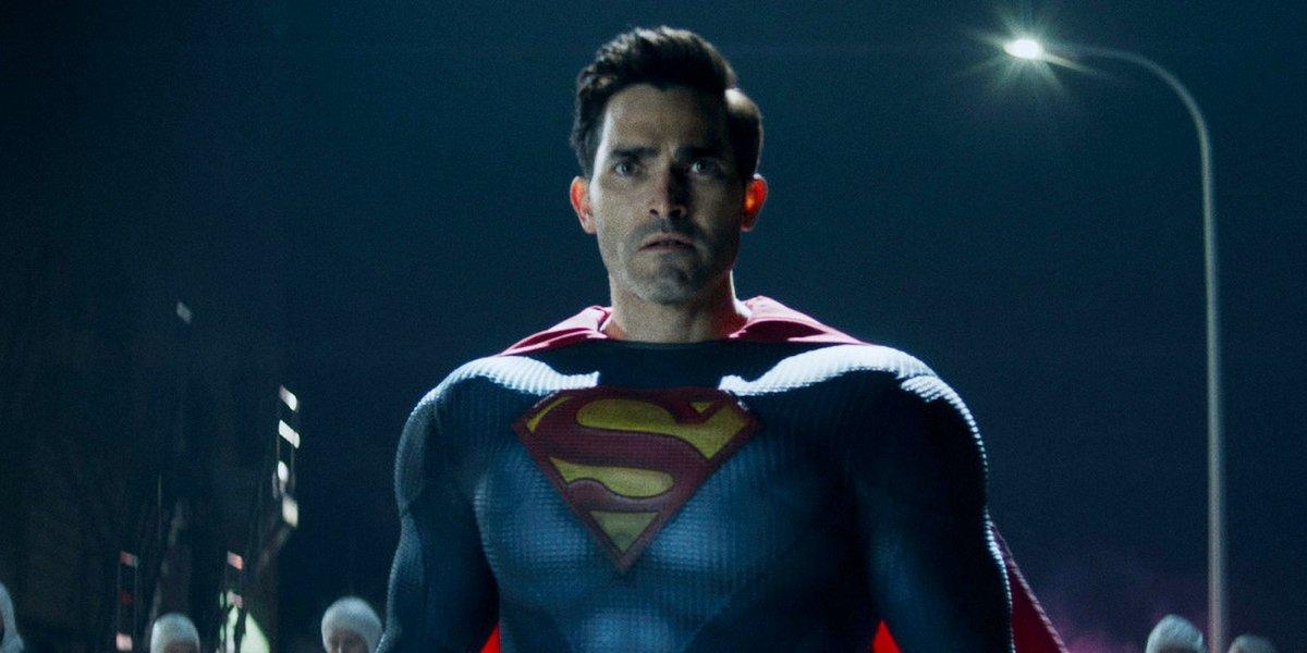 Tyler Hoechlin on Superman and Lois the cw