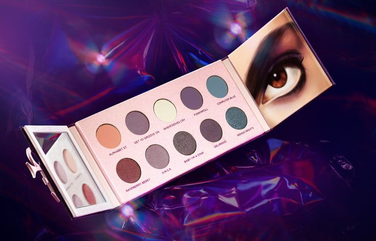Urban Decay Prince collection
