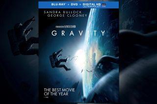 """Gravity"" on Blu-ray"