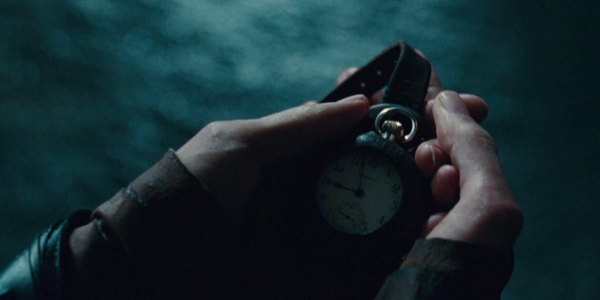 Steve Trevor's watch in Wonder Woman