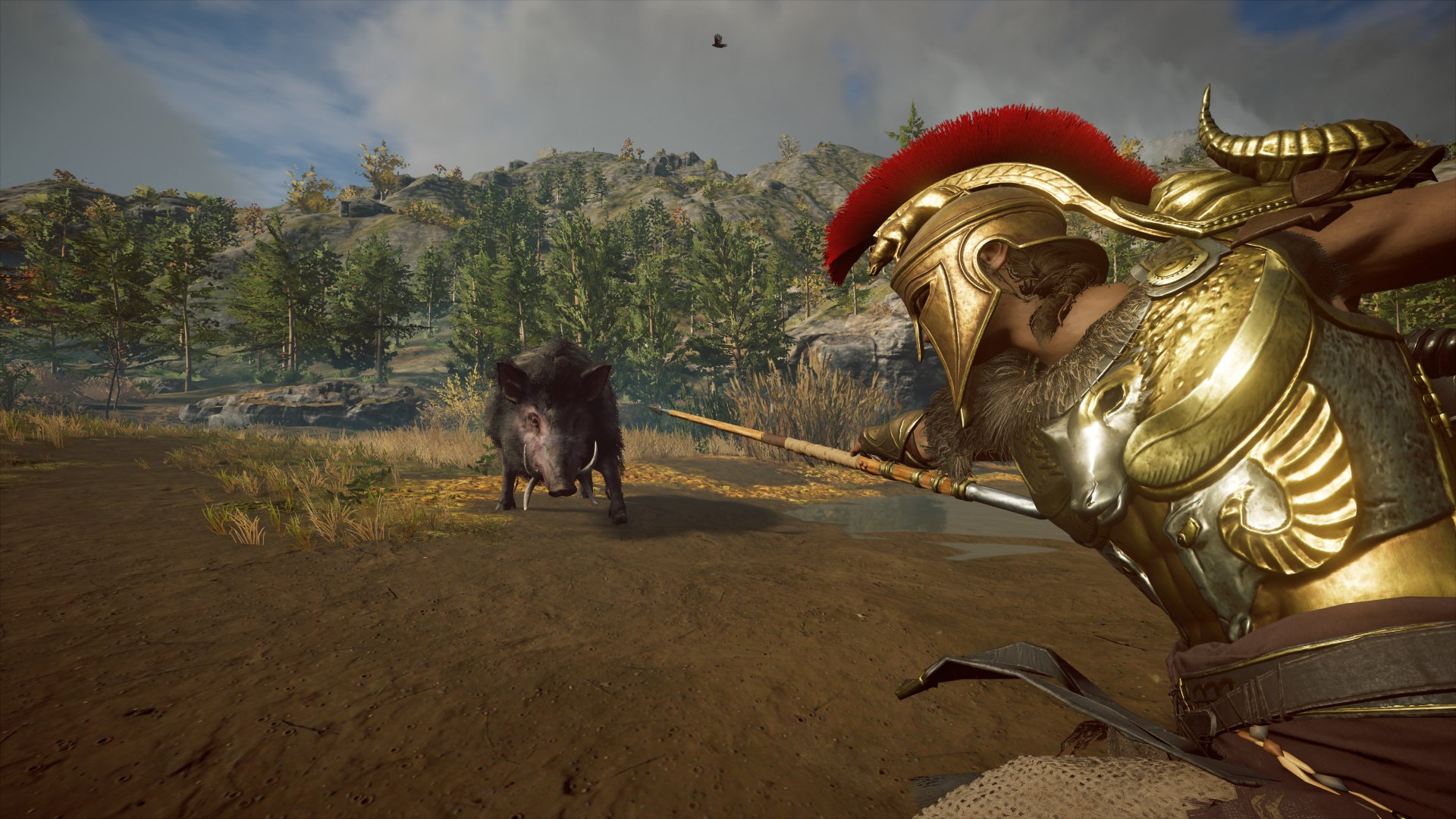 New Assassin's Creed Odyssey patch adds post-level 50 Mastery system