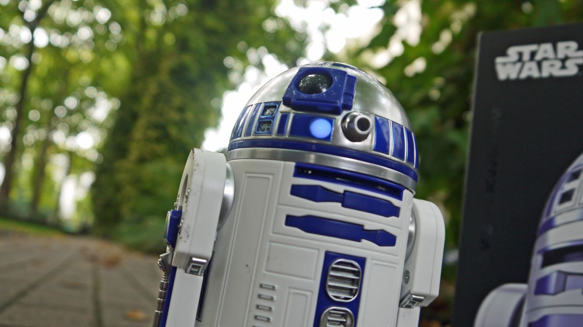 Sphero's R2-D2 droid is now $30 off and comes with a free Force Band