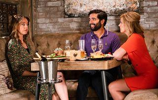 Coronation Street spoilers: Leanne and Toyah set up Imran Habeeb