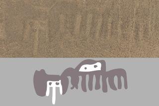 New Nazca geoglyph