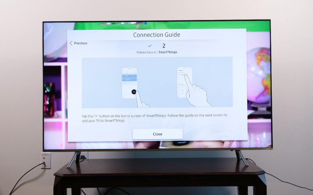 How to Set Up Screen Mirroring on Your Samsung TV - Samsung TV