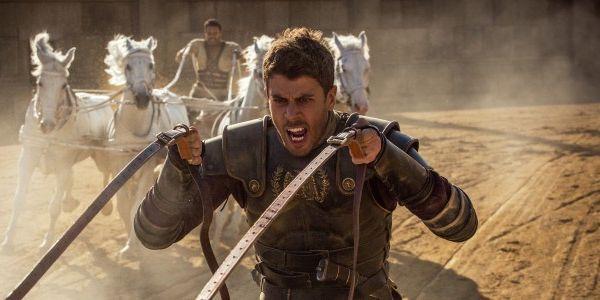 Toby Kebbell Ben-Hur