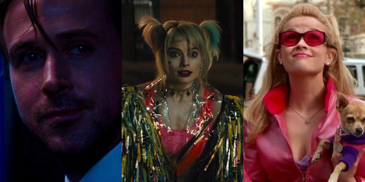 breakup movies, La La Land, Birds of Prey, Legally Blonde