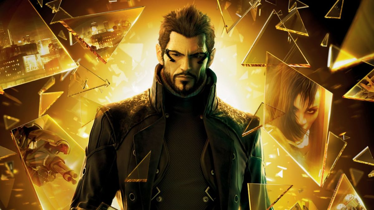 Here's a patch to give Deus Ex: Human Revolution—Director's Cut back its gold filter