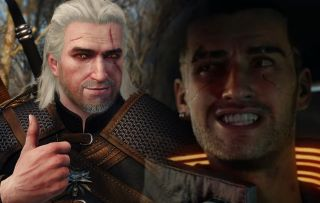 Witcher and Cyberpunk