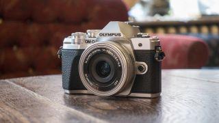 Best camera: Olympus OM-D E-M10 Mark III
