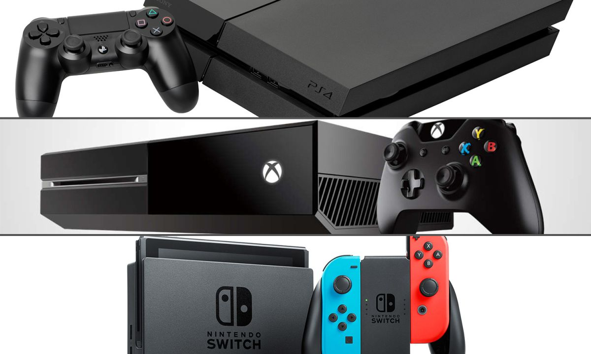 Nintendo Switch vs  PS4 vs  Xbox One: Which Console Is Right