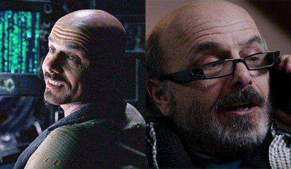 Joe Pantoliano in The Matrix and Sense8