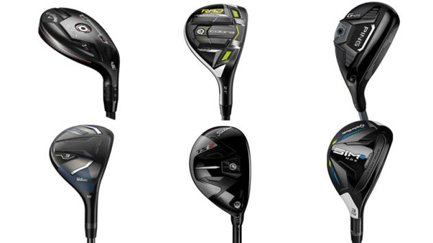 Best Golf Hybrid Clubs - Our Guide To The Best Hybrids For Your Bag